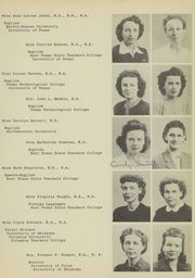 Page 13, 1944 Edition, Pampa High School - Harvester Yearbook (Pampa, TX) online yearbook collection