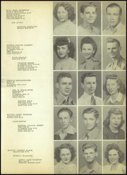 Page 11, 1946 Edition, Pampa High School - Harvester Yearbook (Pampa, TX) online yearbook collection
