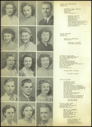 Page 12, 1946 Edition, Pampa High School - Harvester Yearbook (Pampa, TX) online yearbook collection