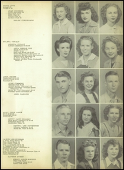 Page 13, 1946 Edition, Pampa High School - Harvester Yearbook (Pampa, TX) online yearbook collection