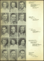 Page 14, 1946 Edition, Pampa High School - Harvester Yearbook (Pampa, TX) online yearbook collection