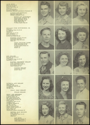 Page 15, 1946 Edition, Pampa High School - Harvester Yearbook (Pampa, TX) online yearbook collection