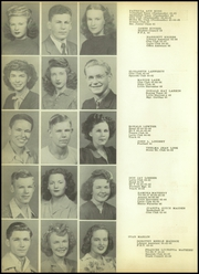 Page 16, 1946 Edition, Pampa High School - Harvester Yearbook (Pampa, TX) online yearbook collection