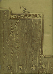 1947 Edition, Pampa High School - Harvester Yearbook (Pampa, TX)