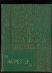 1950 Edition, Pampa High School - Harvester Yearbook (Pampa, TX)