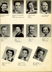 Page 11, 1950 Edition, Pampa High School - Harvester Yearbook (Pampa, TX) online yearbook collection