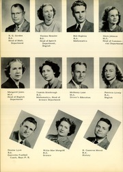 Page 12, 1950 Edition, Pampa High School - Harvester Yearbook (Pampa, TX) online yearbook collection