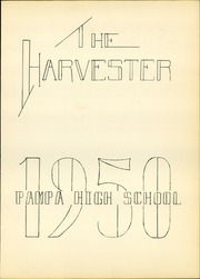 Page 5, 1950 Edition, Pampa High School - Harvester Yearbook (Pampa, TX) online yearbook collection