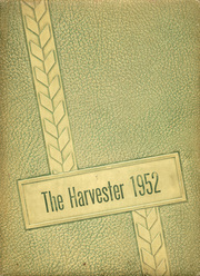 1952 Edition, Pampa High School - Harvester Yearbook (Pampa, TX)