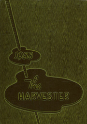 Pampa High School - Harvester Yearbook (Pampa, TX) online yearbook collection, 1953 Edition, Page 1