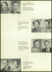 Page 14, 1954 Edition, Pampa High School - Harvester Yearbook (Pampa, TX) online yearbook collection