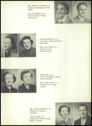Page 15, 1954 Edition, Pampa High School - Harvester Yearbook (Pampa, TX) online yearbook collection