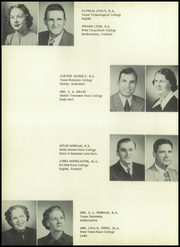 Page 16, 1954 Edition, Pampa High School - Harvester Yearbook (Pampa, TX) online yearbook collection