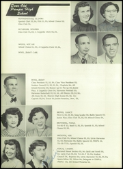 Page 24, 1954 Edition, Pampa High School - Harvester Yearbook (Pampa, TX) online yearbook collection
