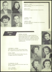 Page 25, 1954 Edition, Pampa High School - Harvester Yearbook (Pampa, TX) online yearbook collection