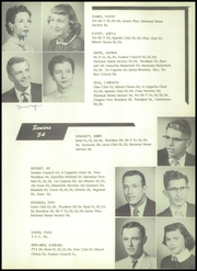 Page 27, 1954 Edition, Pampa High School - Harvester Yearbook (Pampa, TX) online yearbook collection