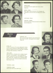 Page 39, 1954 Edition, Pampa High School - Harvester Yearbook (Pampa, TX) online yearbook collection