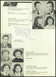 Page 40, 1954 Edition, Pampa High School - Harvester Yearbook (Pampa, TX) online yearbook collection