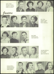 Page 43, 1954 Edition, Pampa High School - Harvester Yearbook (Pampa, TX) online yearbook collection