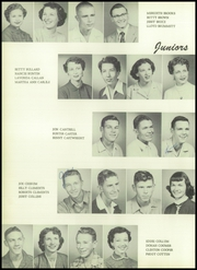 Page 44, 1954 Edition, Pampa High School - Harvester Yearbook (Pampa, TX) online yearbook collection