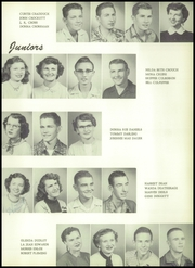 Page 45, 1954 Edition, Pampa High School - Harvester Yearbook (Pampa, TX) online yearbook collection