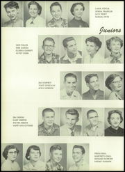 Page 46, 1954 Edition, Pampa High School - Harvester Yearbook (Pampa, TX) online yearbook collection