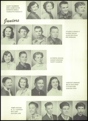 Page 47, 1954 Edition, Pampa High School - Harvester Yearbook (Pampa, TX) online yearbook collection