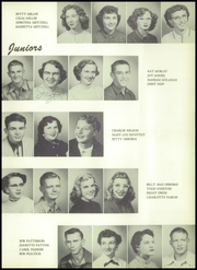 Page 49, 1954 Edition, Pampa High School - Harvester Yearbook (Pampa, TX) online yearbook collection