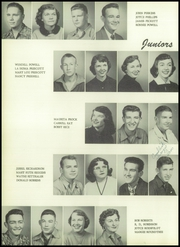 Page 50, 1954 Edition, Pampa High School - Harvester Yearbook (Pampa, TX) online yearbook collection