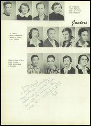 Page 52, 1954 Edition, Pampa High School - Harvester Yearbook (Pampa, TX) online yearbook collection