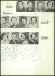 Page 53, 1954 Edition, Pampa High School - Harvester Yearbook (Pampa, TX) online yearbook collection