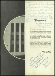 Page 6, 1954 Edition, Pampa High School - Harvester Yearbook (Pampa, TX) online yearbook collection