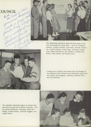 Page 13, 1955 Edition, Pampa High School - Harvester Yearbook (Pampa, TX) online yearbook collection