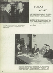 Page 14, 1955 Edition, Pampa High School - Harvester Yearbook (Pampa, TX) online yearbook collection