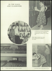 Page 10, 1956 Edition, Pampa High School - Harvester Yearbook (Pampa, TX) online yearbook collection