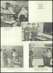 Page 15, 1956 Edition, Pampa High School - Harvester Yearbook (Pampa, TX) online yearbook collection