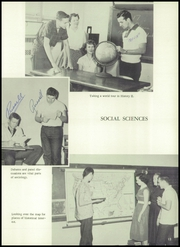 Page 17, 1956 Edition, Pampa High School - Harvester Yearbook (Pampa, TX) online yearbook collection