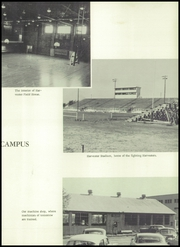 Page 9, 1956 Edition, Pampa High School - Harvester Yearbook (Pampa, TX) online yearbook collection