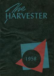 Page 1, 1958 Edition, Pampa High School - Harvester Yearbook (Pampa, TX) online yearbook collection