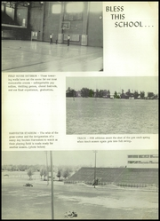 Page 10, 1958 Edition, Pampa High School - Harvester Yearbook (Pampa, TX) online yearbook collection