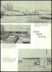 Page 11, 1958 Edition, Pampa High School - Harvester Yearbook (Pampa, TX) online yearbook collection