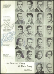 Page 55, 1958 Edition, Pampa High School - Harvester Yearbook (Pampa, TX) online yearbook collection