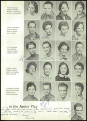 Page 57, 1958 Edition, Pampa High School - Harvester Yearbook (Pampa, TX) online yearbook collection
