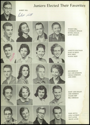 Page 58, 1958 Edition, Pampa High School - Harvester Yearbook (Pampa, TX) online yearbook collection