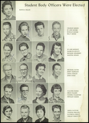 Page 60, 1958 Edition, Pampa High School - Harvester Yearbook (Pampa, TX) online yearbook collection