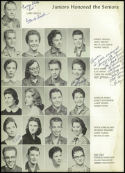 Page 62, 1958 Edition, Pampa High School - Harvester Yearbook (Pampa, TX) online yearbook collection