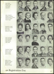 Page 67, 1958 Edition, Pampa High School - Harvester Yearbook (Pampa, TX) online yearbook collection