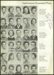 Page 68, 1958 Edition, Pampa High School - Harvester Yearbook (Pampa, TX) online yearbook collection