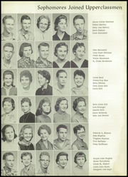 Page 70, 1958 Edition, Pampa High School - Harvester Yearbook (Pampa, TX) online yearbook collection