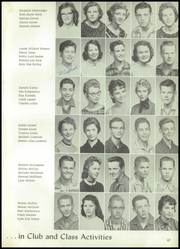 Page 71, 1958 Edition, Pampa High School - Harvester Yearbook (Pampa, TX) online yearbook collection